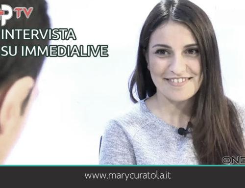 Il Marketing in Calabria – La mia intervista in diretta su Immedialive