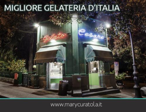 [CASO DI SUCCESSO] Cesare: la migliore gelateria in Italia