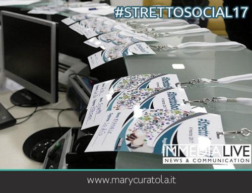 #StrettoSocial17 – Evento di Formazione sul Social media e Digital Marketing a Reggio Calabria