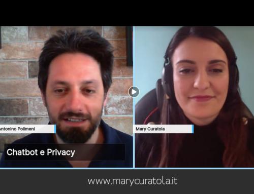 Chatbot e Privacy con Polimeni.Legal